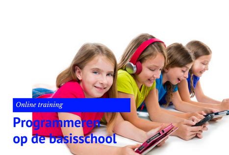 Programmeren met Scratch junior